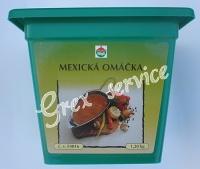 Mexická omáčka 1,2kg Hügli