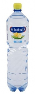 Minerálka 1,5l ondrašovka citrón (6)