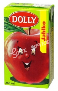 Dolly 0,25l jablko (27)