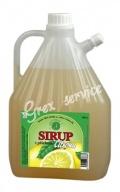 Sirup 3,8kg citrón (63 brixů)