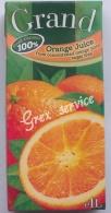 Šťáva 100% pomeranč  1l (12)