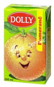 Dolly 0,25l orange (27)