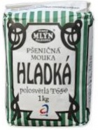Mouka pšeničná hladká polosvětlá Mlýn Herber 1kg (10)