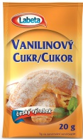 Cukr vanilínový 25g (20)