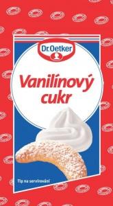 Dr. Oetker cukr vanilinový 1kg