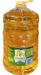 Olej 100% řepkový Manka 10l