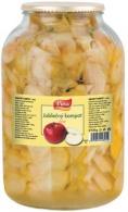 Kompot jablko řezy S4
