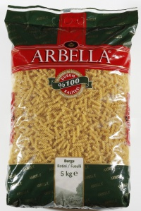 DT Těst.5kg vřetena semolinové Arbella