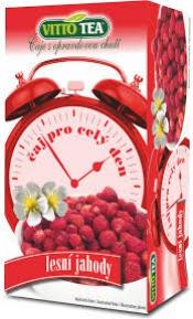Ovocný čaj budík lesní jahoda  40g (20)