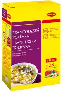 Francouzská polévka 2,5kg Maggi