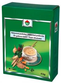 Pětizrná polévka 2kg Hügli