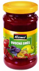 Džem ovocná směs Hamé 440g