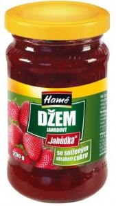 Džem jahoda se sníženým obsahem cukru 230g (10)