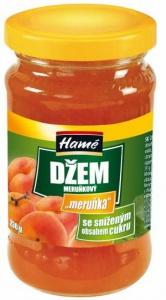 Džem meruňka se sníženým obsahem cukru 230g (10)