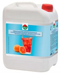Koncentrát červený pomeranč 5l Hügli