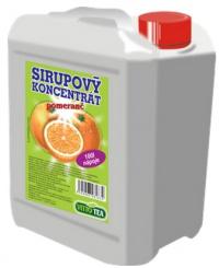 Koncentrát pomeranč 6,5kg Vitto Tea