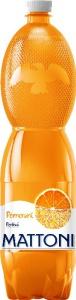 Minerálka 1,5l Mattoni pomeranč (6)