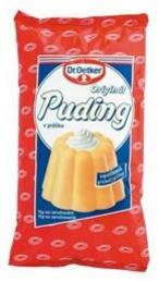 Puding vanilkový 1kg Dr.Oetker