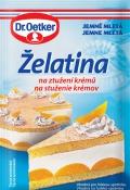 Želatina jemně mletá 20g Dr.Oetker (20)