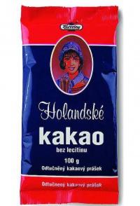 Kakao 100g holandské