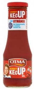 Kečup jemný 300g Otma (12)