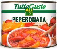 Peperonata Dela Cassa 2,6kg Hügli