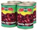 Fazole červené sterilované slané 400g (4)
