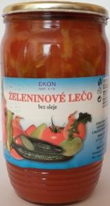 Lečo zeleninové 0,7l Ekon (8)