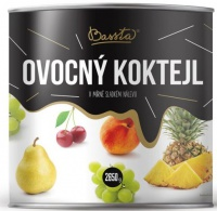 Kompot ovocný koktejl 2,65 kg BMC