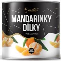 Kompot mandarinky dílky 2650g BMC
