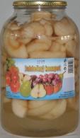 Kompot jablko měsíček S4