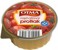 Rajčatový protlak AL 120g (24)