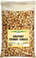 Krutóny česnek-cibule 1000g IDS