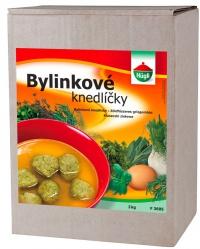 Knedlíčky bylinkové 2kg Hügli