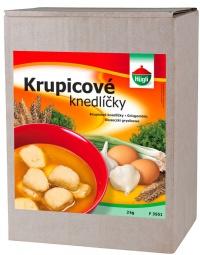 Knedlíčky krupicové 2kg Hügli