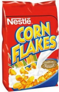 Corn flakes kukuřičné 500g Nestlé