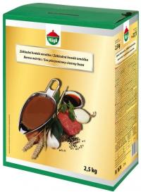 Omáčka hnědá základní 2,5kg Hügli