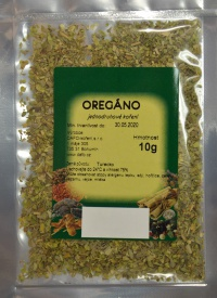 Oregano 10g (25) Dafo