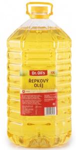 Olej řepkový Dr.Oils 10l