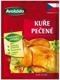 Koření směs na kuře 25g Avokádo (25)