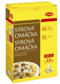 Sýrová omáčka 2,5 kg Maggi