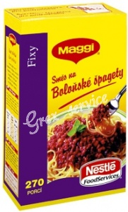 Směs na boloňské špagety 3kg Maggi