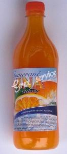 Sirup 0,7l pomeranč  NINA DIA (6)
